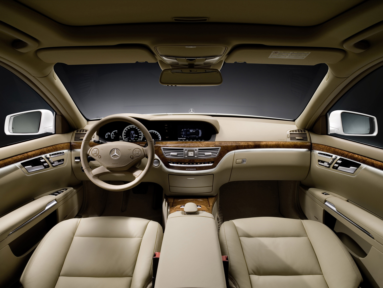 2009 Mercedes-Benz S-Class - фотография №6