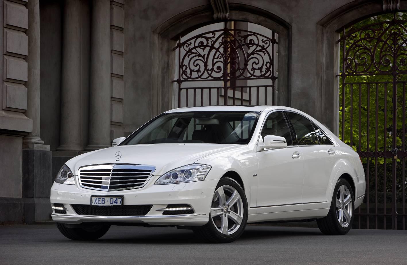 Mercedes-Benz S350 CDI будут выставлены на продажу в США - фотография №11