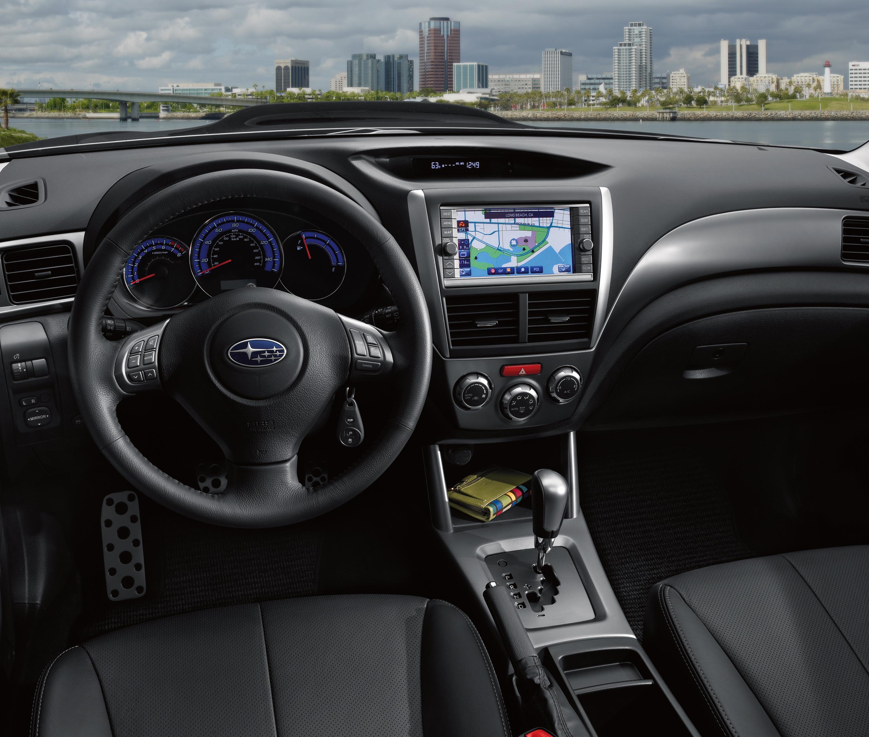 Subaru Forester с именем Motor Trend 2009 Sport/Utility of the Year - фотография №1