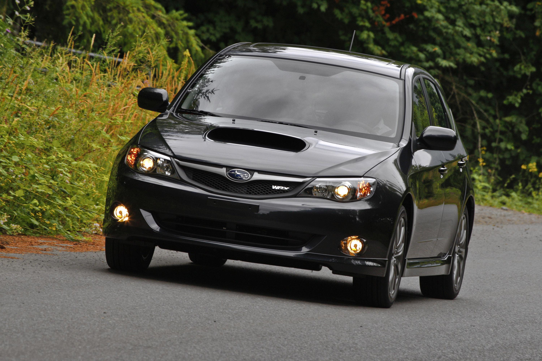 Subaru Impreza WRX [10 фотографий] - фотография №3