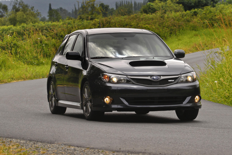 Subaru Impreza WRX [10 фотографий] - фотография №5