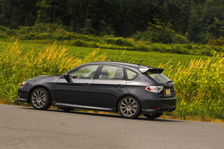 Subaru Impreza WRX [10 фотографий] - фотография №6