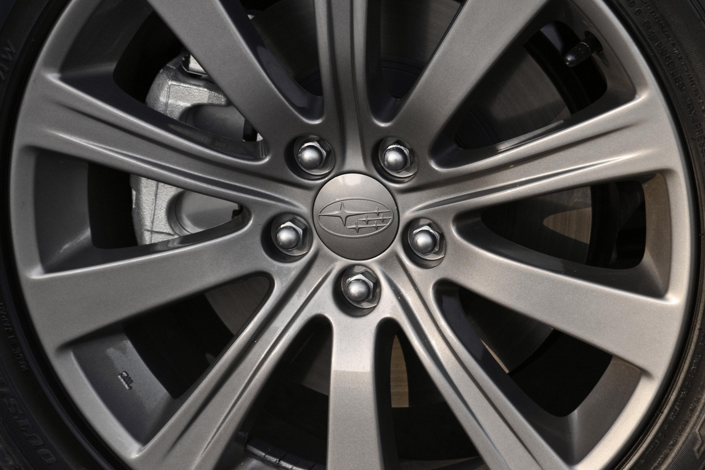 Subaru Impreza WRX [10 фотографий] - фотография №8