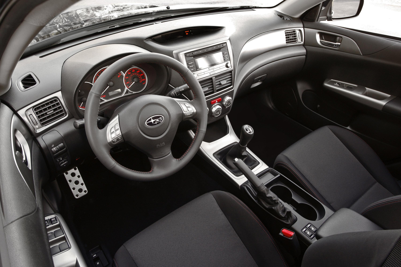 Subaru Impreza WRX [10 фотографий] - фотография №10