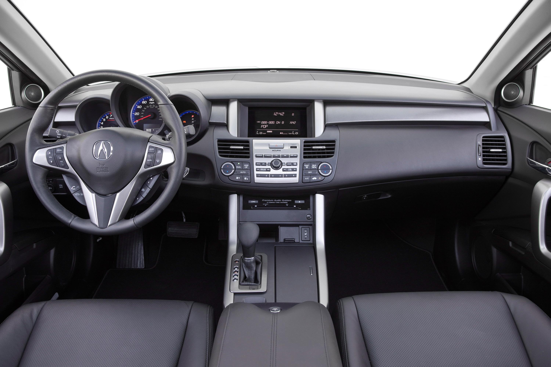 Acura RDX турбированный кроссовер - полный модернизации и варианты 2010 - фотография №1