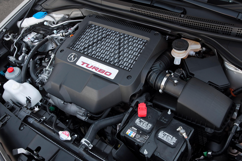 Acura RDX турбированный кроссовер - полный модернизации и варианты 2010 - фотография №3