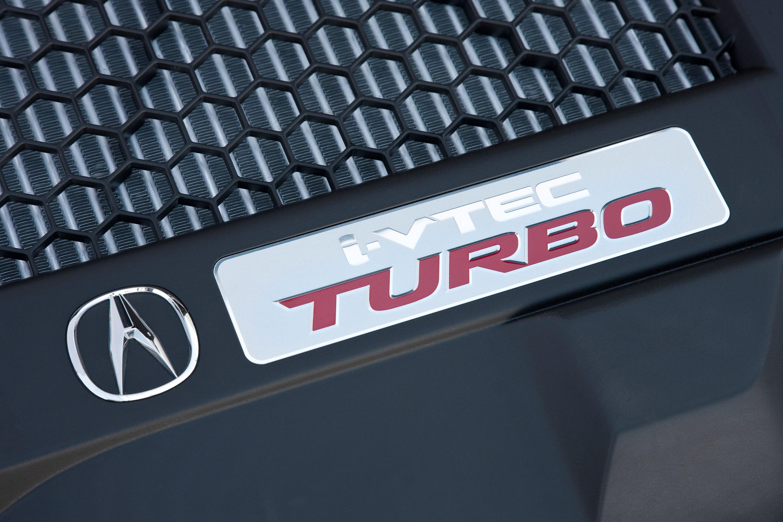 Acura RDX турбированный кроссовер - полный модернизации и варианты 2010 - фотография №4