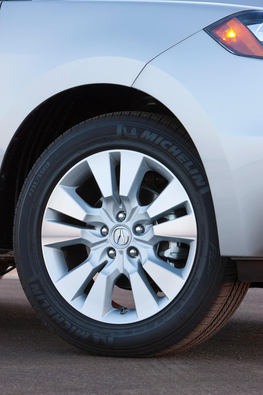 Acura RDX турбированный кроссовер - полный модернизации и варианты 2010 - фотография №26
