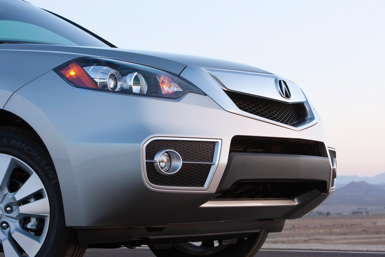 Acura RDX турбированный кроссовер - полный модернизации и варианты 2010 - фотография №27