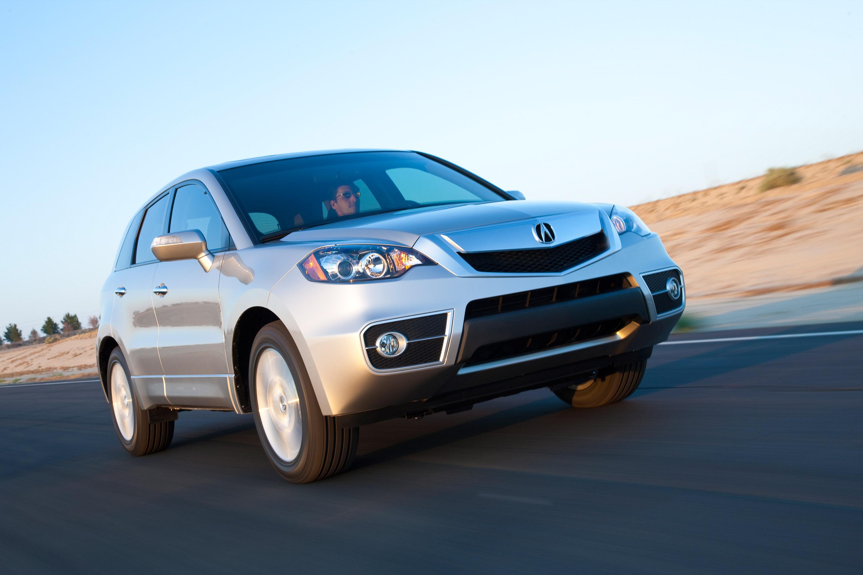 Acura RDX турбированный кроссовер - полный модернизации и варианты 2010 - фотография №28