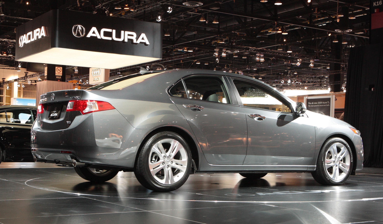 2010 Acura TSX V-6 дебютирует на Chicago Auto Show - фотография №6