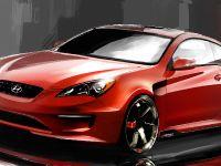 2010 ARK Performance Hyundai Genesis Coupe