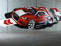 2010 Audi A1 StreetArt