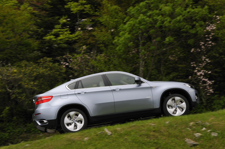 2010 BMW ActiveHybrid X6 - фотография №21