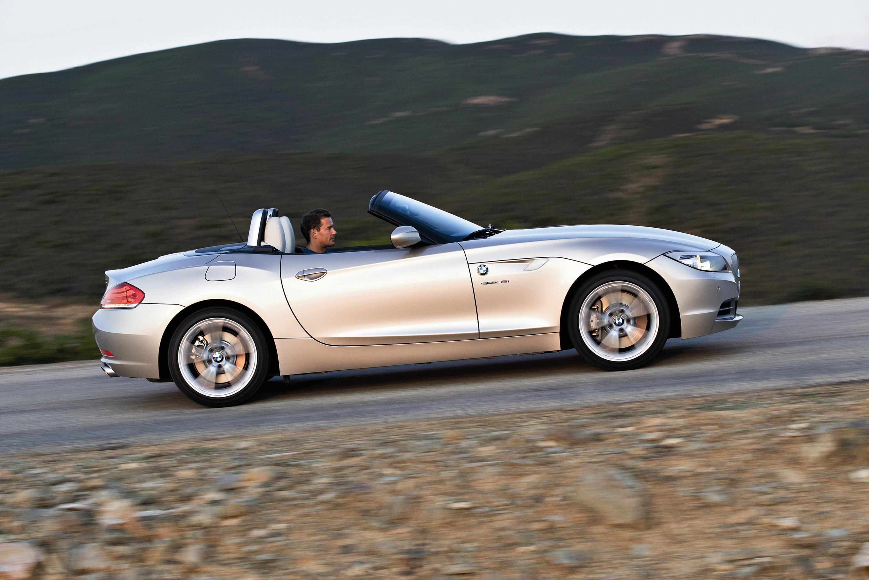Новый 2010 Bmw Z4 Roadster - фотография №2