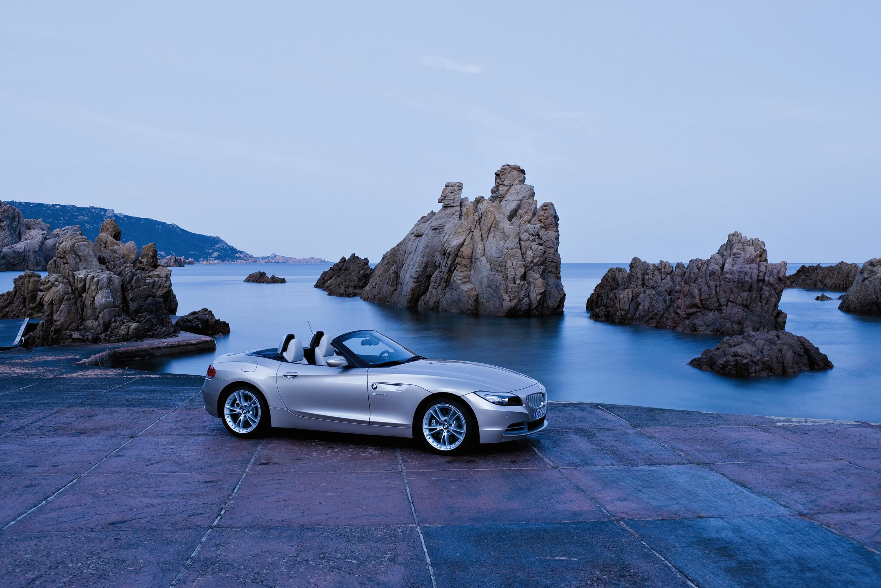 Новый 2010 Bmw Z4 Roadster - фотография №13