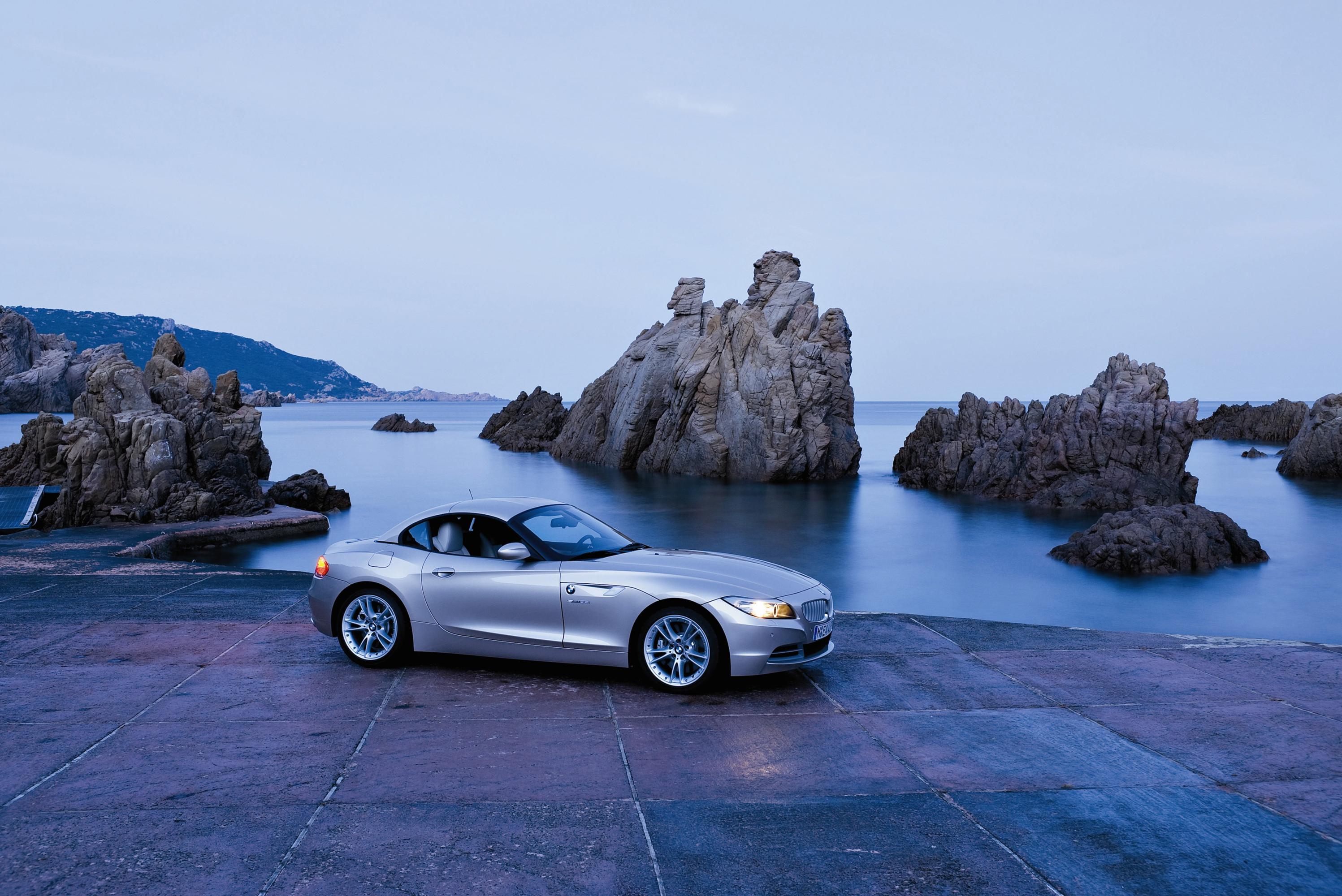 Новый 2010 Bmw Z4 Roadster - фотография №14