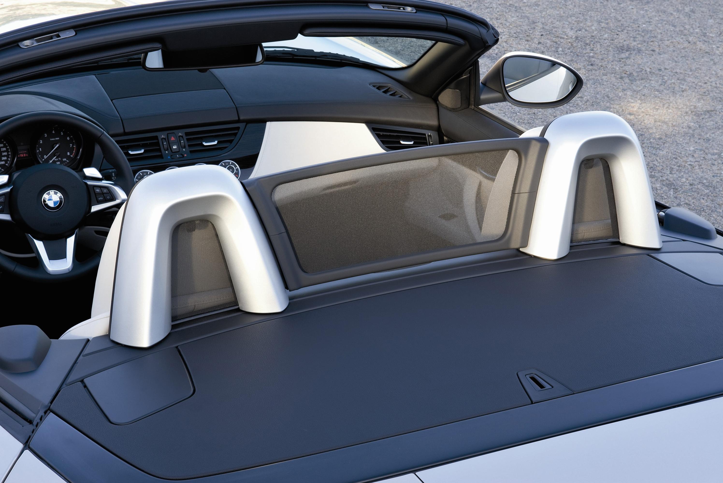 Новый 2010 Bmw Z4 Roadster - фотография №39