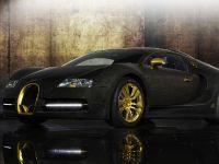 2010 Bugatti Veyron Linea Vincero d\'Oro