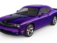 2010 Dodge Challenger Plum Crazy