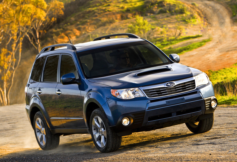 Subaru добавляет дополнительные уровни отделки салона на 2010 Forester line-up - фотография №6
