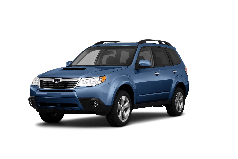 Subaru добавляет дополнительные уровни отделки салона на 2010 Forester line-up - фотография №9