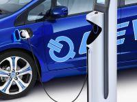 2010 Honda Fit EV Concept