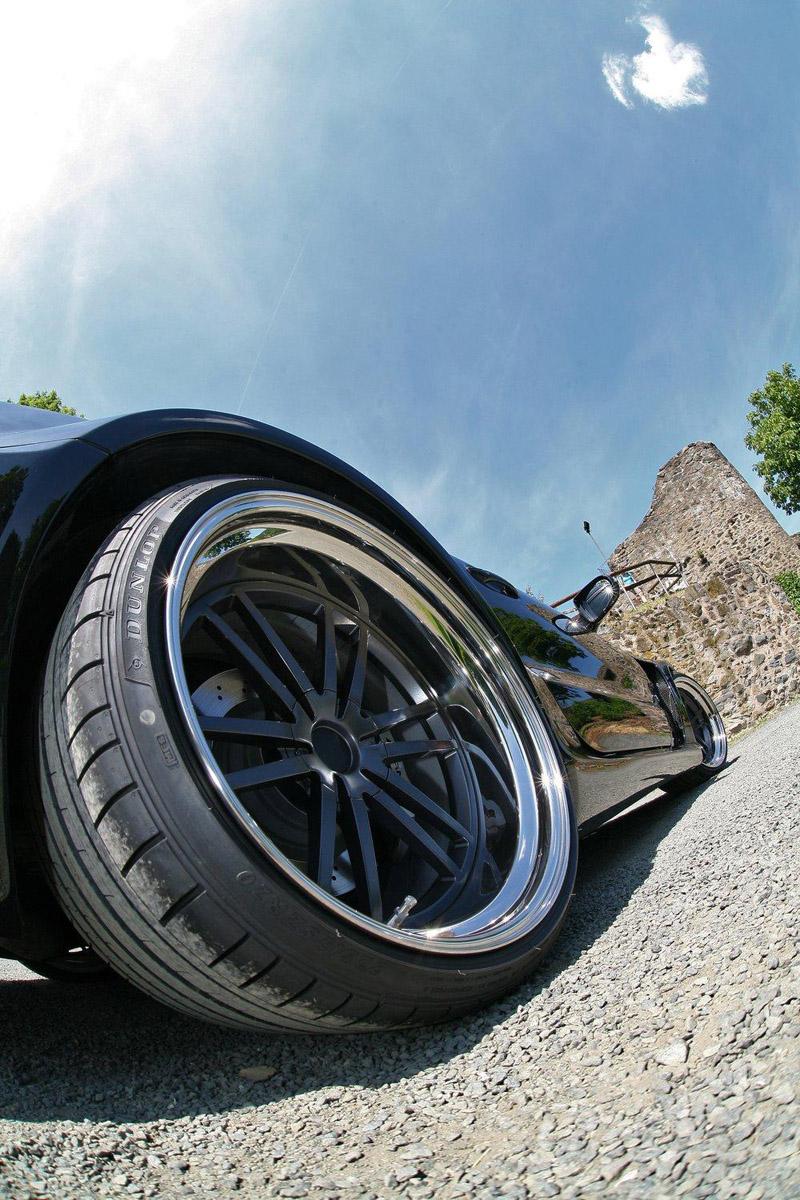 Inden Design изысканный Mercedes-Benz SL 63 AMG - фотография №13