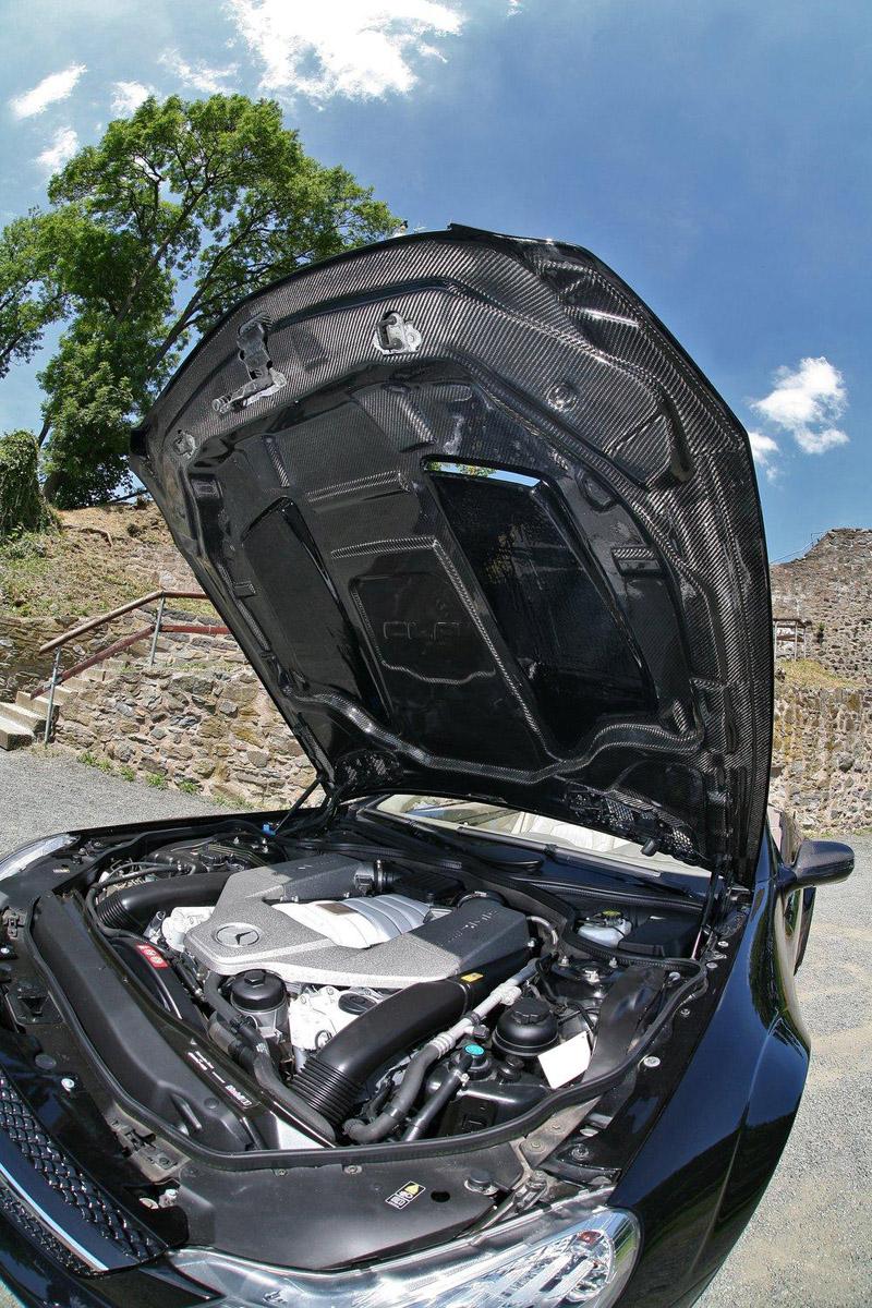 Inden Design изысканный Mercedes-Benz SL 63 AMG - фотография №14