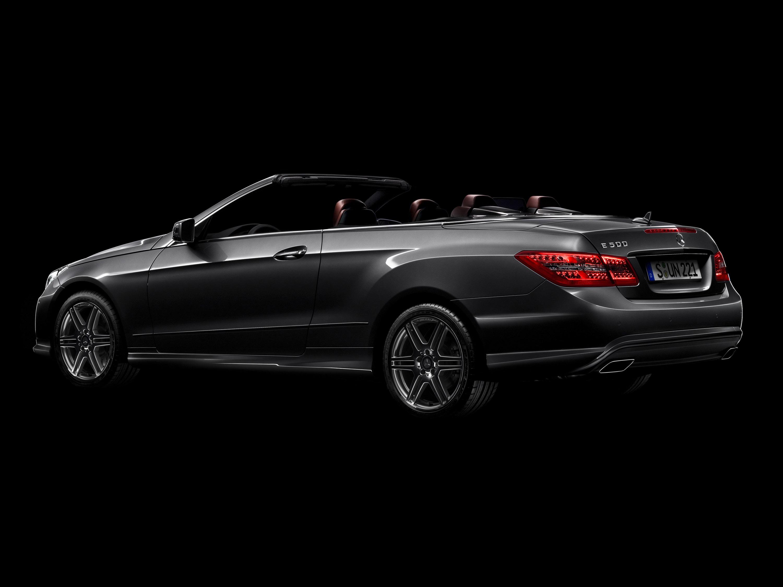2010 Mercedes-Benz E-Class Cabriolet - большой open air эмоции - фотография №8