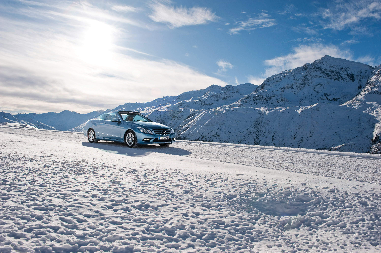 2010 Mercedes-Benz E-Class Cabriolet - большой open air эмоции - фотография №30