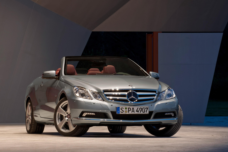 2010 Mercedes-Benz E-Class Cabriolet - большой open air эмоции - фотография №33
