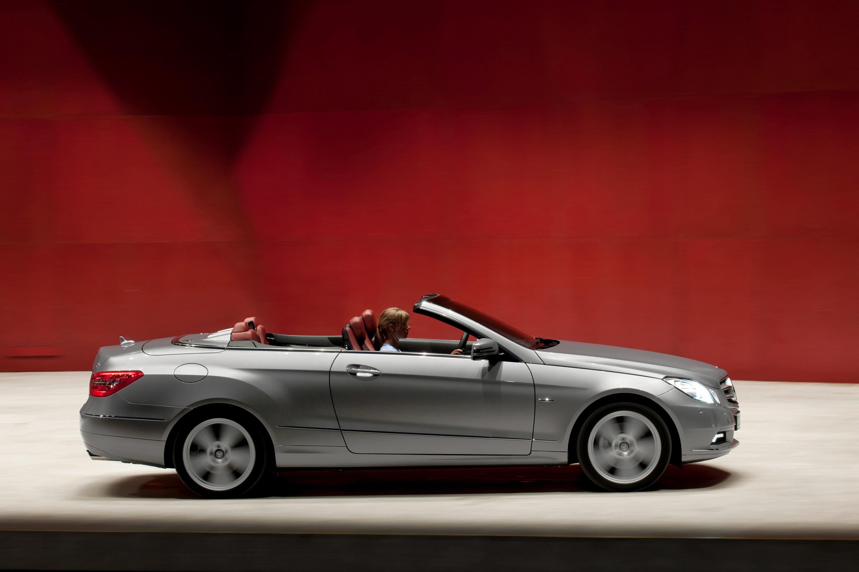 2010 Mercedes-Benz E-Class Cabriolet - большой open air эмоции - фотография №35