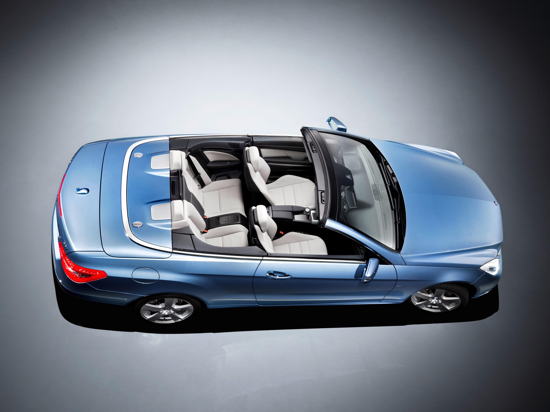 2010 Mercedes-Benz E-Class Cabriolet - большой open air эмоции - фотография №41