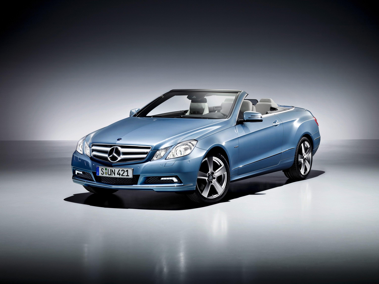 2010 Mercedes-Benz E-Class Cabriolet - большой open air эмоции - фотография №42