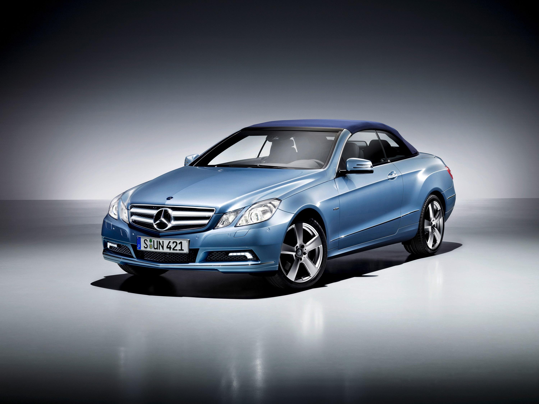 2010 Mercedes-Benz E-Class Cabriolet - большой open air эмоции - фотография №43