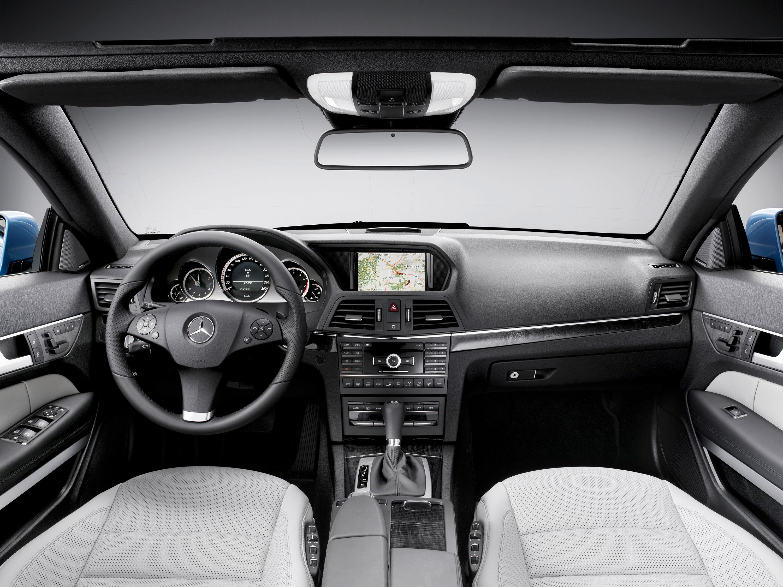 2010 Mercedes-Benz E-Class Cabriolet - большой open air эмоции - фотография №49