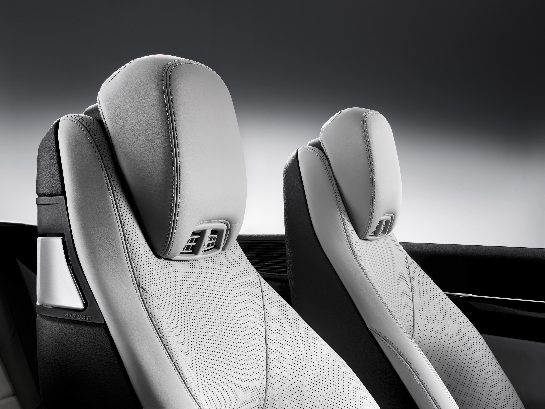 2010 Mercedes-Benz E-Class Cabriolet - большой open air эмоции - фотография №51