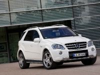 2010 Mercedes-Benz ML 63 AMG Facelift