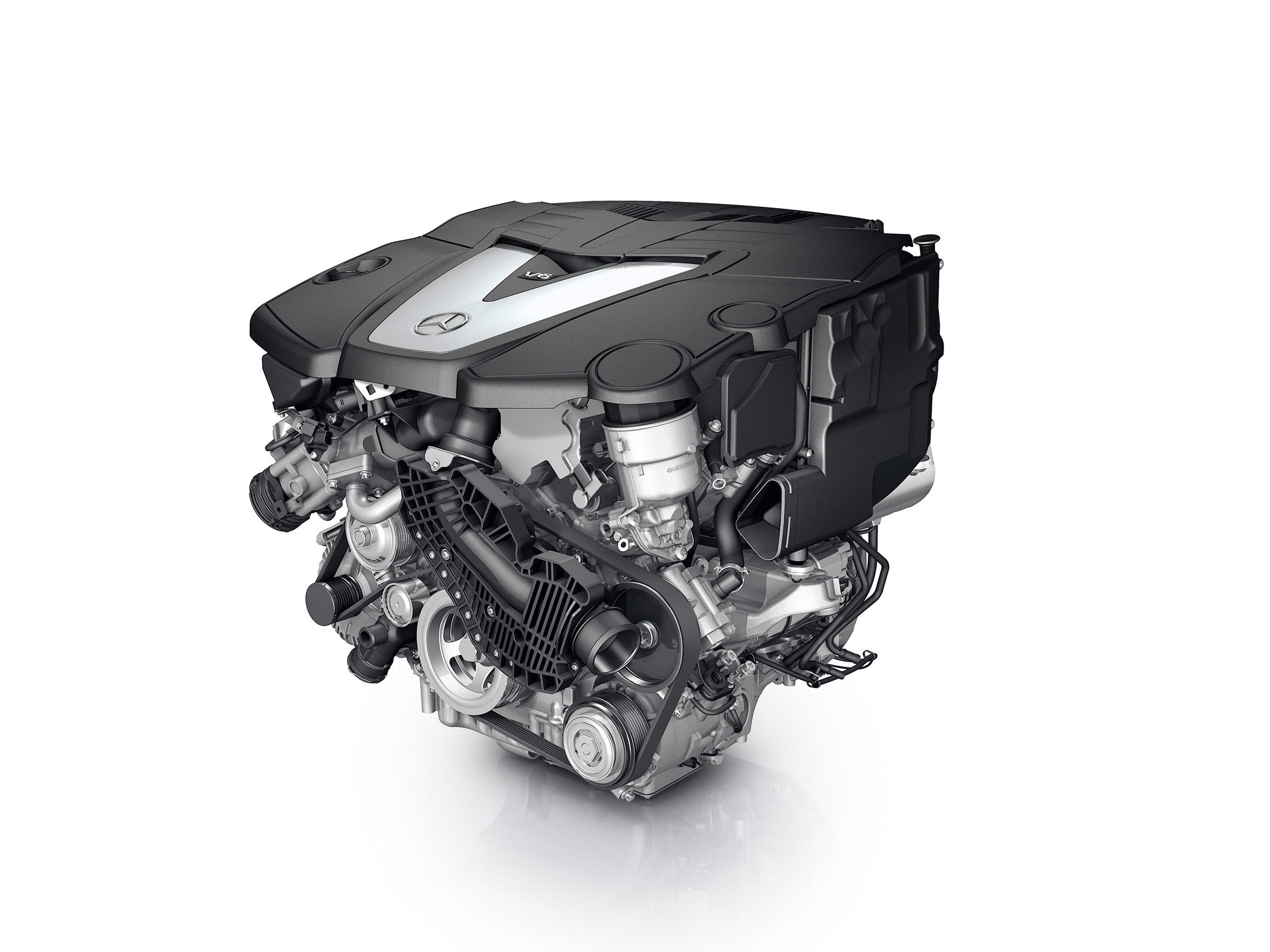 2010 Mercedes-Benz S350 BlueTEC - наиболее эффективным и безопасным S-Class когда-либо - фотография №6