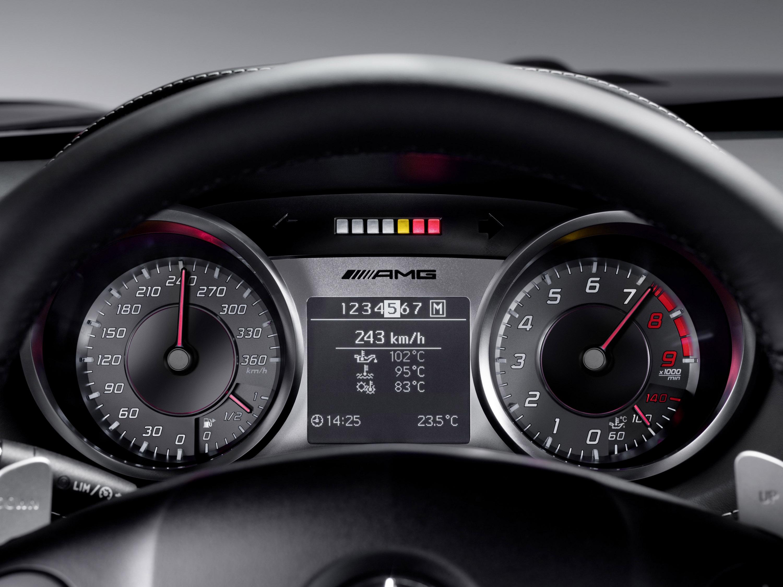 Mercedes-Benz SLS AMG - очень много красивых фотографий автомобиля в высоком разрешении - фотография №29