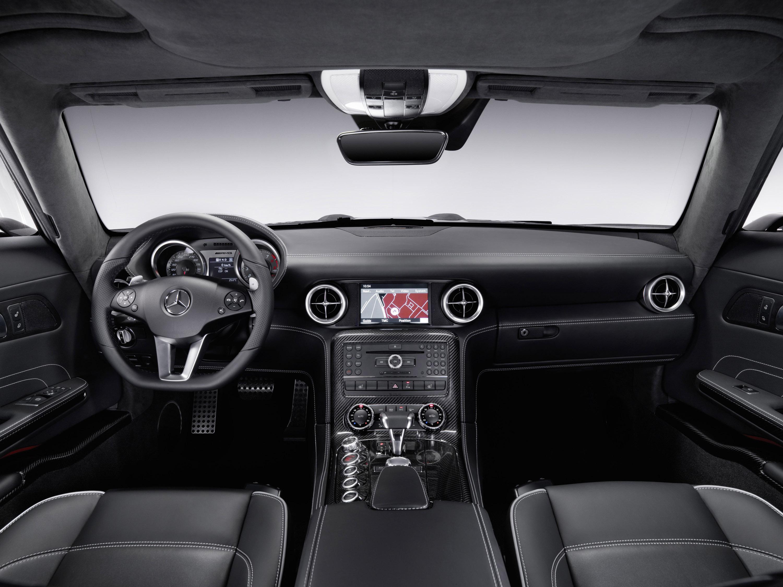 Mercedes-Benz SLS AMG - очень много красивых фотографий автомобиля в высоком разрешении - фотография №30