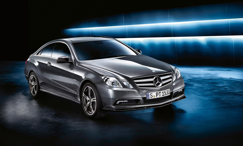 MercedesSport пользовательские компоненты для Mercedes-Benz E-Class - фотография №4