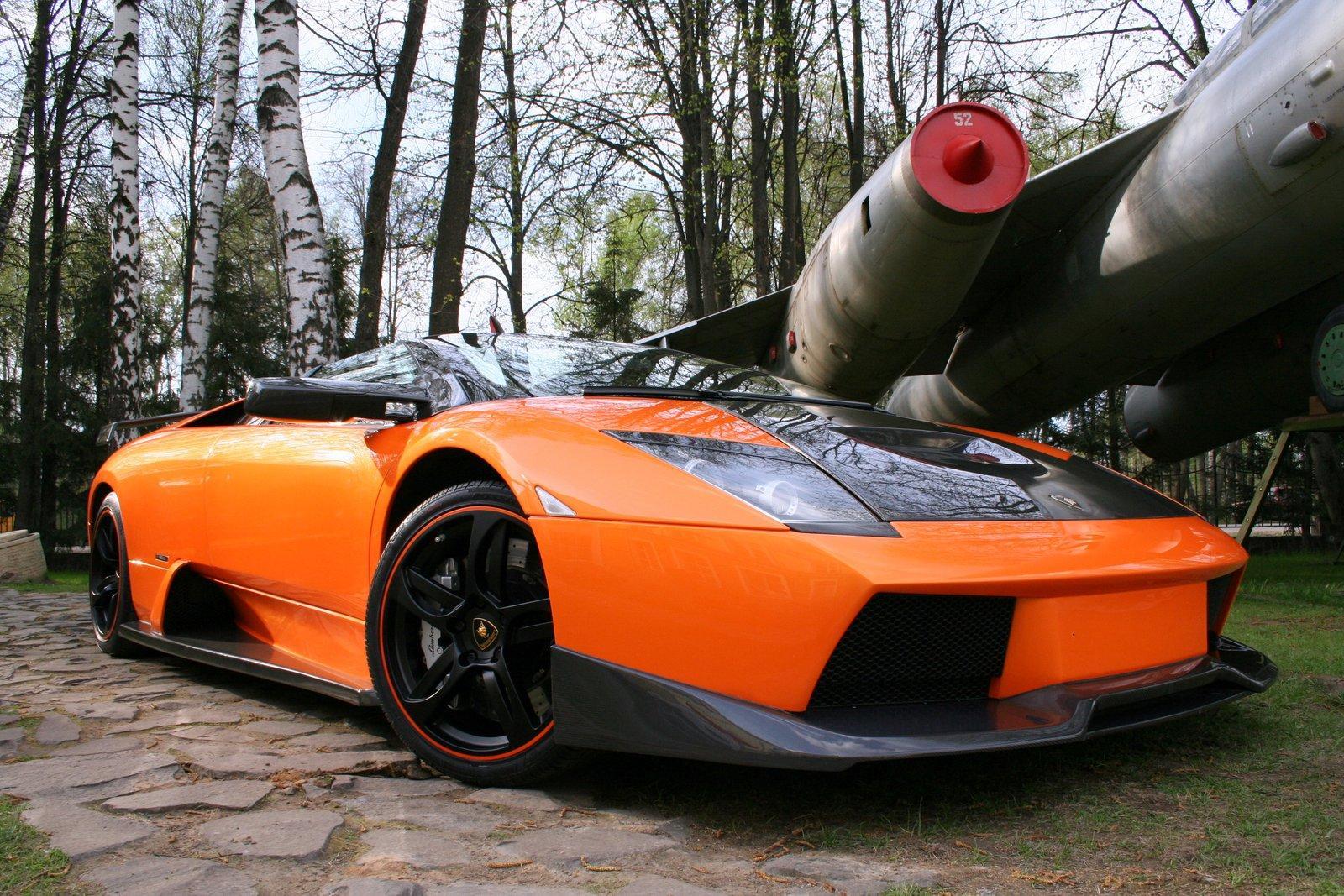 Lamborghini Murcielago уточнен Статус авто дизайн - фотография №12