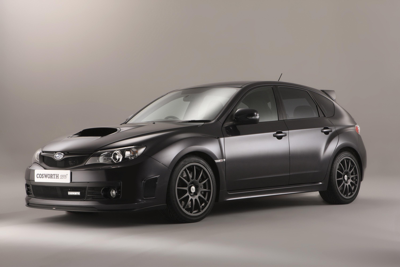 Subaru Cosworth Impreza STI CS400 - фотография №1