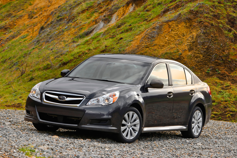 Subaru представляет новый Legacy Sedan на New York International Auto Show - фотография №1
