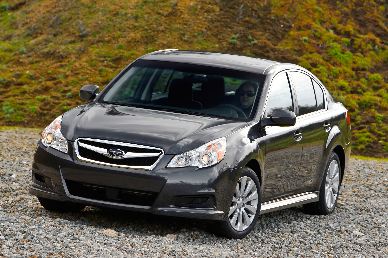 Subaru представляет новый Legacy Sedan на New York International Auto Show - фотография №2