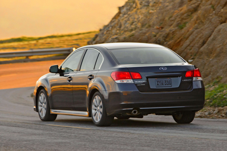 Subaru представляет новый Legacy Sedan на New York International Auto Show - фотография №6