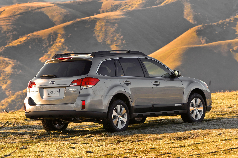 2010 Subaru Outback делает сюрприз дебют на New York International Auto Show - фотография №5
