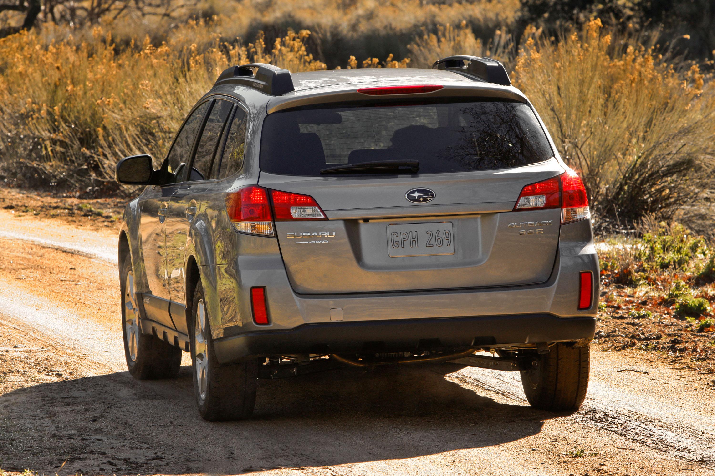 2010 Subaru Outback делает сюрприз дебют на New York International Auto Show - фотография №7
